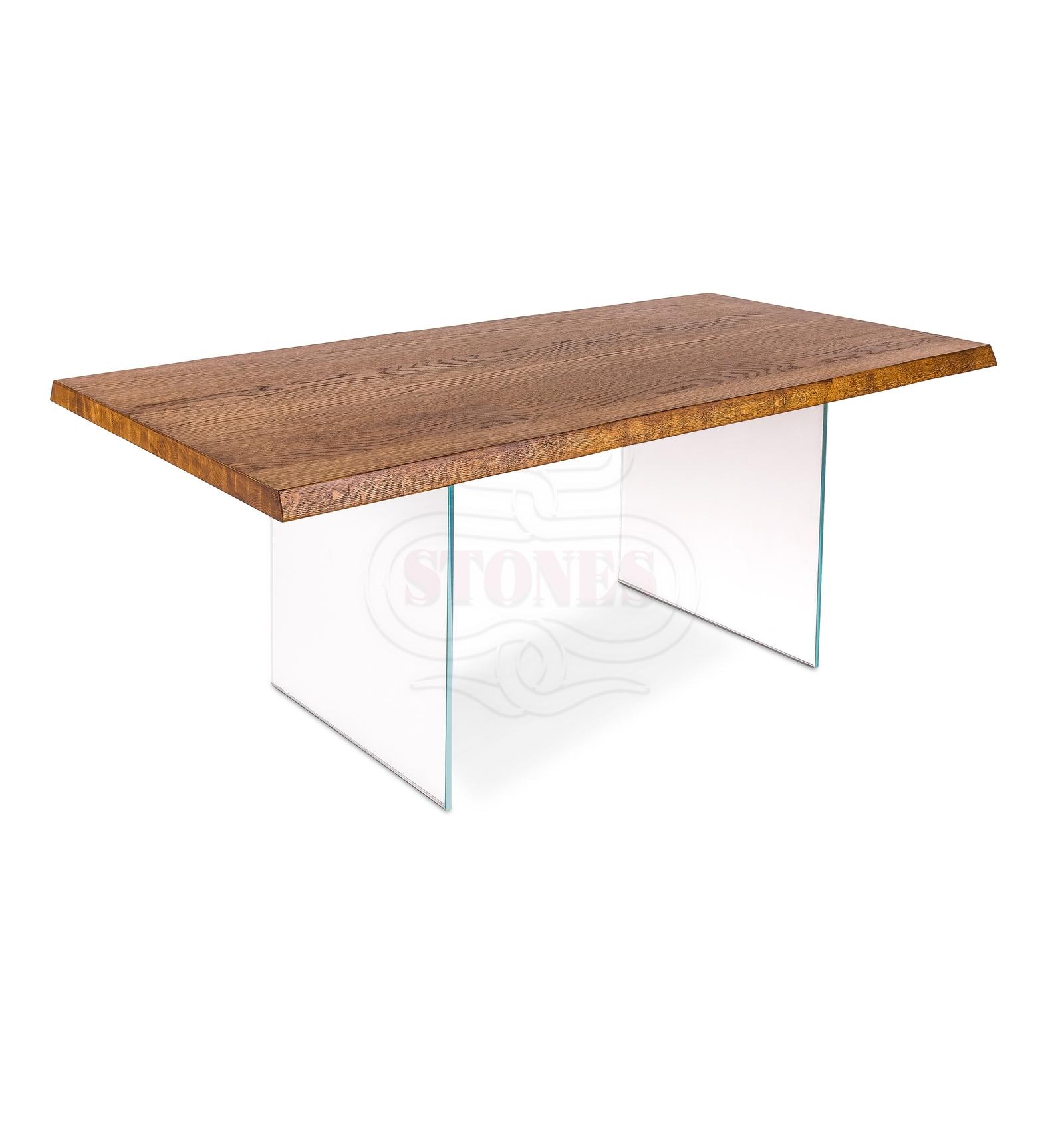 Tavolo vetro e legno Snooker