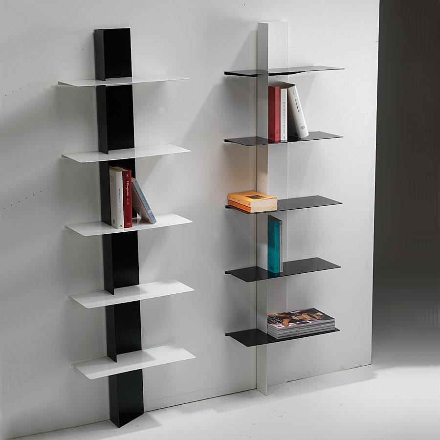 Amato Libreria da parete Design – Lui Arredamenti LJ61